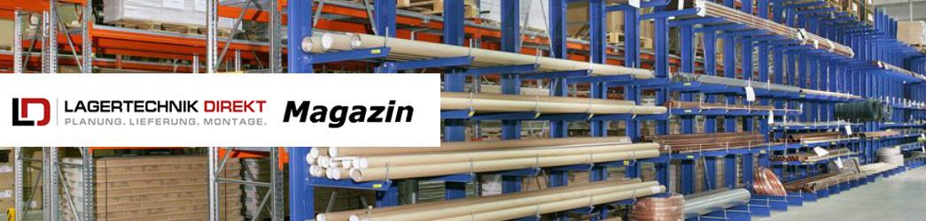 Lagertechnik Direkt Magazin