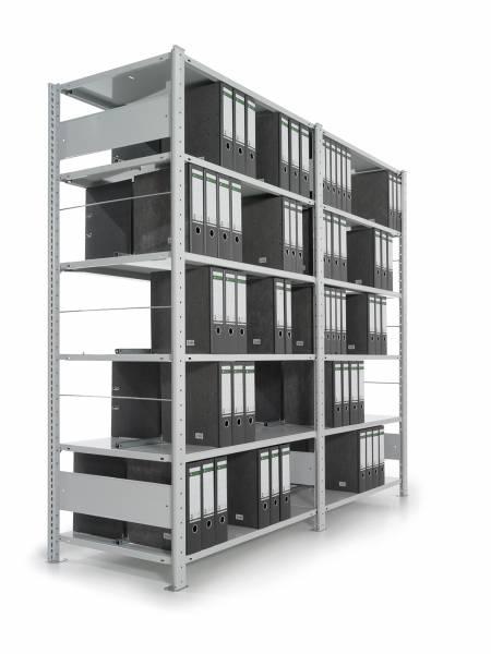 Büroregal mit Stecksystem