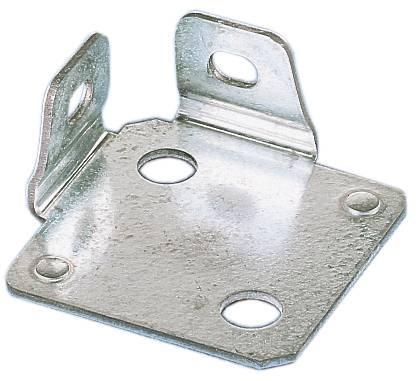 Regalfuß aus Stahl